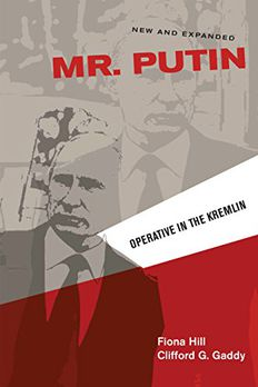 Mr. Putin book cover
