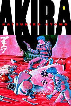 Akira, Vol. 1 book cover