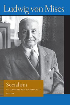 Socialism book cover