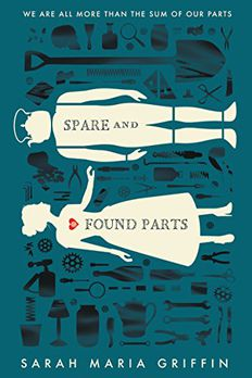 Spare and Found Parts book cover