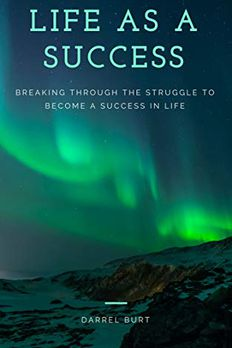 Life as a success book cover