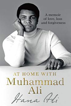 At Home with Muhammad Ali book cover