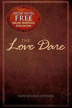 The Love Dare book cover