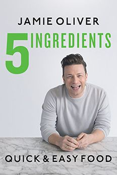 5 Ingredients – Quick & Easy Food book cover