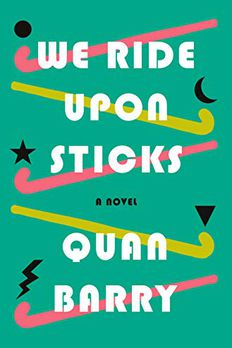 We Ride Upon Sticks book cover