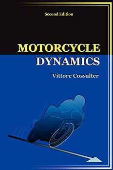 Motorcycle Dynamics book cover