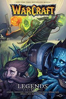 Warcraft Legends, Volume 5 book cover