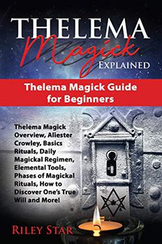 Thelema Magick Explained book cover