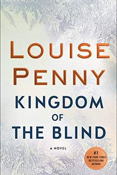 Kingdom of the Blind book cover