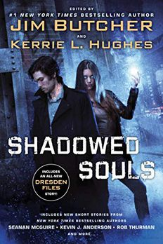 Shadowed Souls book cover