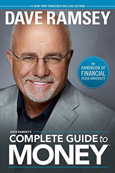 Dave Ramsey's Complete Guide To Money book cover