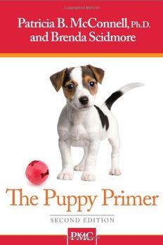 The Puppy Primer book cover