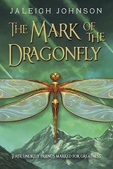 The Mark of the Dragonfly book cover