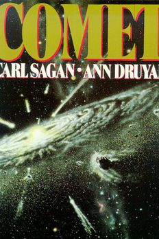 Comet book cover