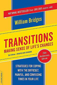 Transitions book cover