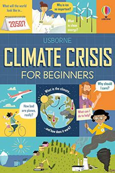 Climate Crisis for Beginners book cover