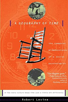 A Geography Of Time book cover