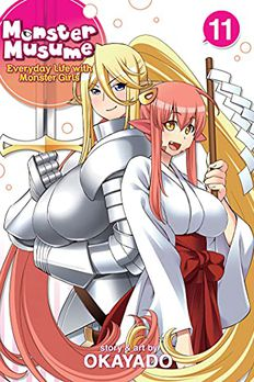 Monster Musume, Vol. 11 book cover