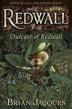Outcast of Redwall book cover