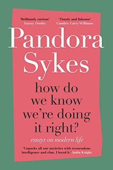 How Do We Know We're Doing It Right book cover