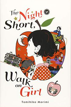 The Night Is Short, Walk on Girl book cover