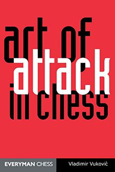 Art of Attack in Chess book cover