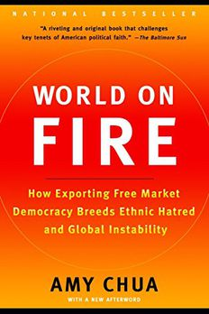 World on Fire book cover