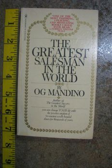 Greatest Salesman In the World book cover