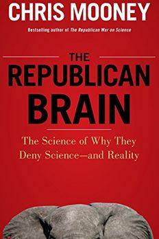 The Republican Brain book cover