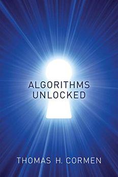 Algorithms Unlocked book cover