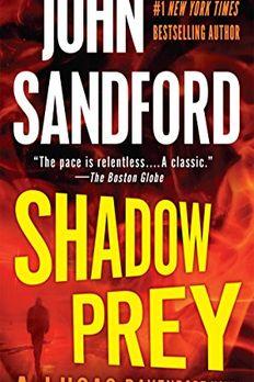 Shadow Prey book cover