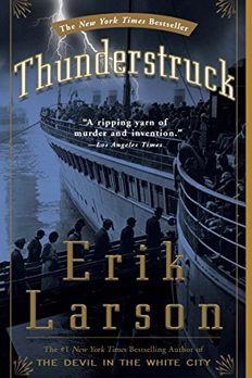 Thunderstruck book cover