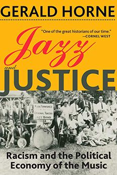 Jazz and Justice book cover