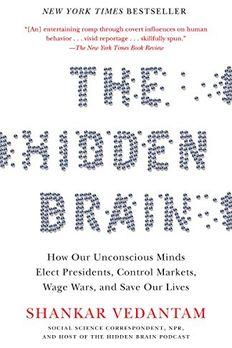 The Hidden Brain book cover