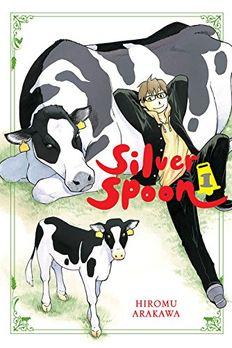 Silver Spoon, Vol. 1 book cover