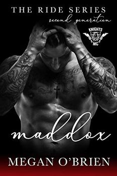Maddox book cover