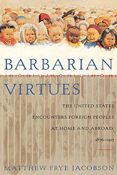 Barbarian Virtues book cover