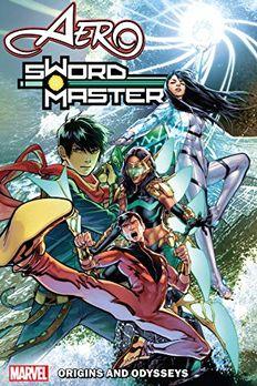 Aero & Sword Master book cover