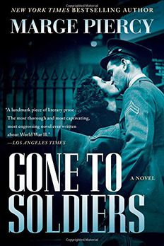 Gone to Soldiers book cover