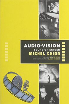 Audio-Vision book cover