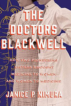 The Doctors Blackwell book cover