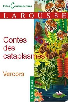Contes des cataplasmes book cover