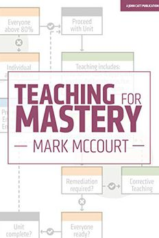 Teaching for Mastery book cover