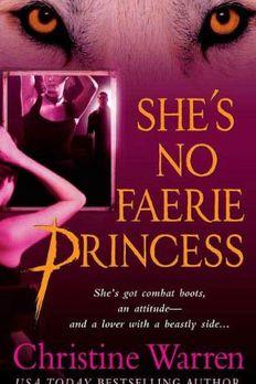 She's No Faerie Princess book cover