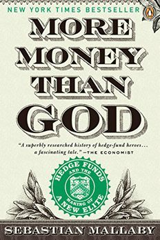 More Money Than God book cover