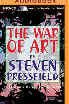 War of Art, The book cover