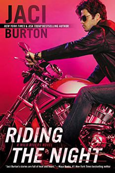 Riding the Night book cover
