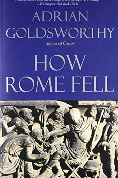 How Rome Fell book cover