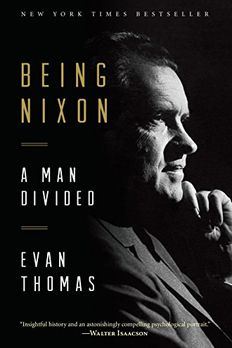 Being Nixon book cover