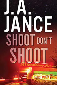 Shoot Don't Shoot book cover